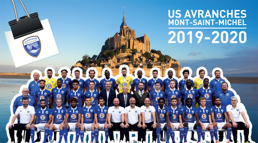 US AVRANCHES Mont-Saint-Michel SAISON 2019-2020