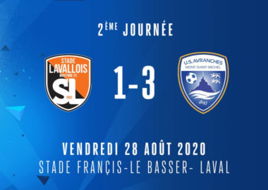 Stade Lavallois j02