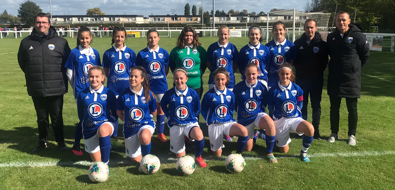 U16 féminines 2020-21