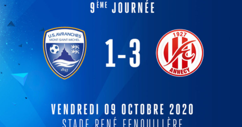 FC Annecy J09