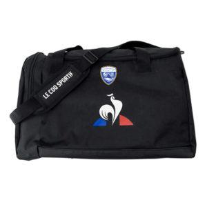 Sac de sport noir officiel de l'US Avranches Mont-Saint-Michel