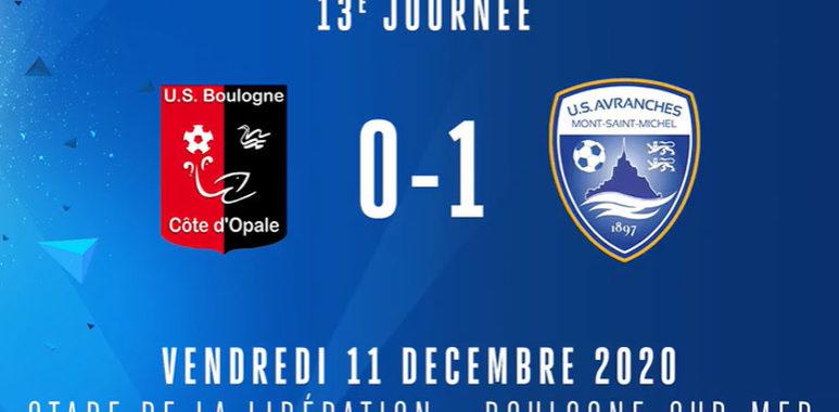 US Boulogne (J13)