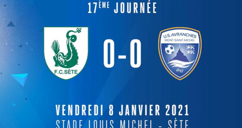 FC Sète 34 (j17)