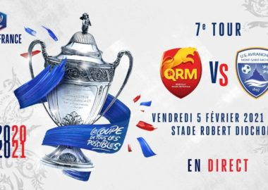 Coupe de France QRM - USA