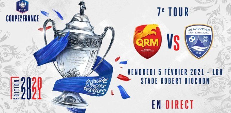 Coupe de France QRM - USA