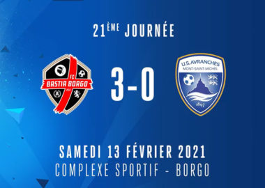 FC Bastia Borgo (j21)