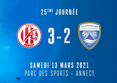 FC Annecy j25